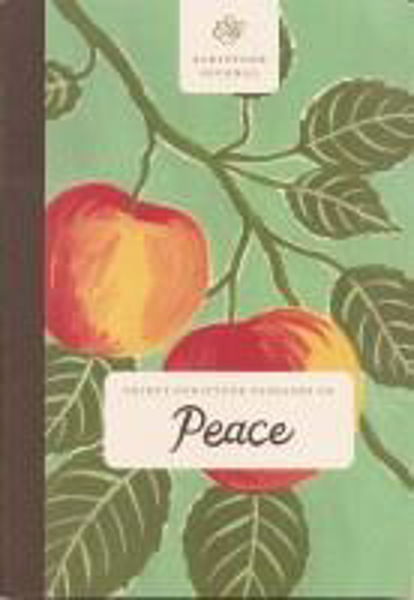 Picture of ESV SCRIPTURE JOURNAL Peace