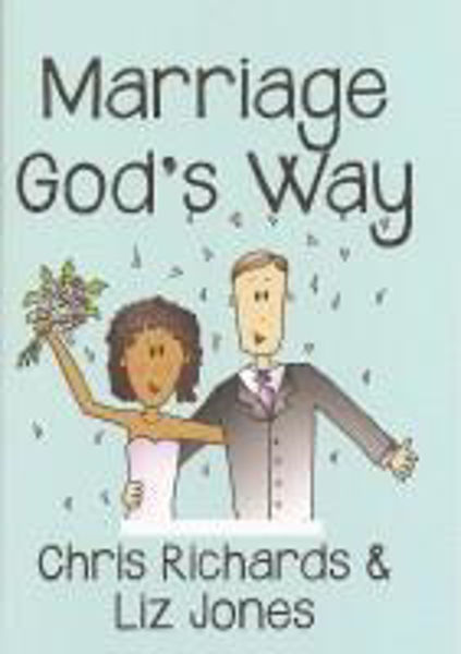 Picture of MARRIAGE GOD'S WAY Booklet