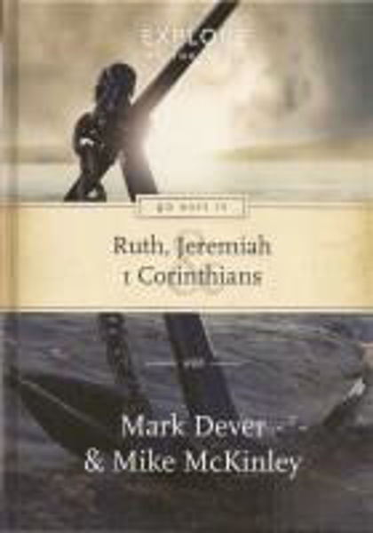 Picture of EXPLORE BY THE BOOK Ruth Jeremiah 1 Corinthians