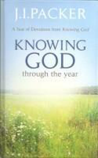Picture of KNOWING GOD Through the Year 365 devotions