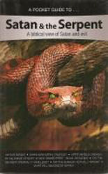 Picture of AIG POCKET GUIDE TO/Satan & the Serpent