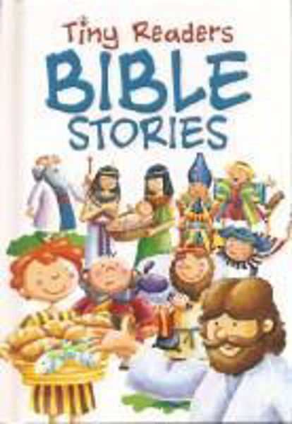 Picture of TINY READERS BIBLE STORIES