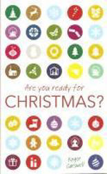 Picture of ARE YOU READY FOR CHRISTMAS? Book