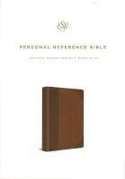 Picture of ESV PERSONAL REFERENCE TruTone Brown