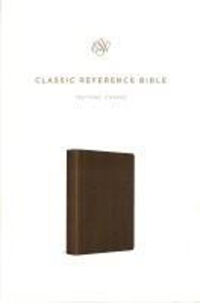 Picture of ESV NEW CLASSIC REFERENCE Trutone Coffee