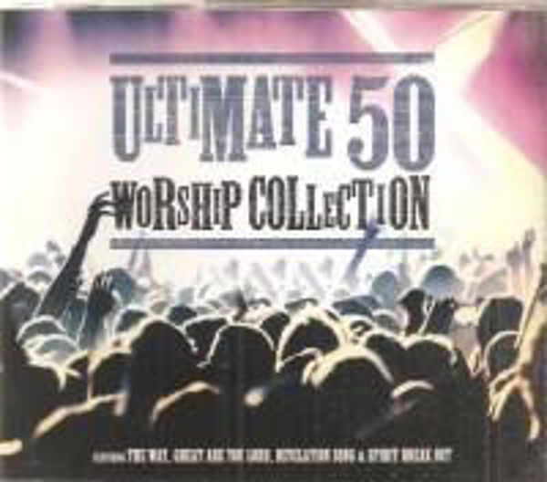 Picture of ULTIMATE 50 WORSHIP Collection CD
