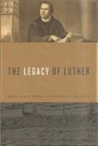 Picture of THE LEGACY OF LUTHER