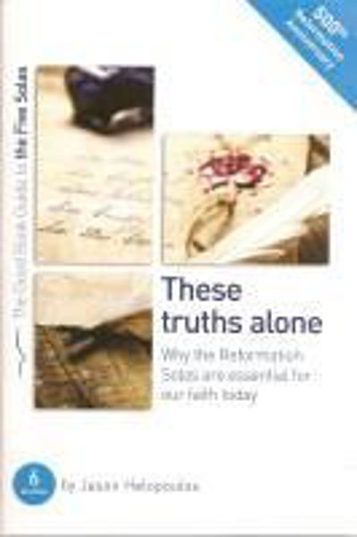 Picture of GOOD BOOK GUIDE/These Truths Alone 500th