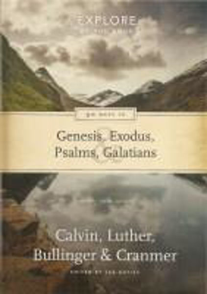 Picture of EXPLORE BY THE BOOK Genesis Exodus Psalms Galatians