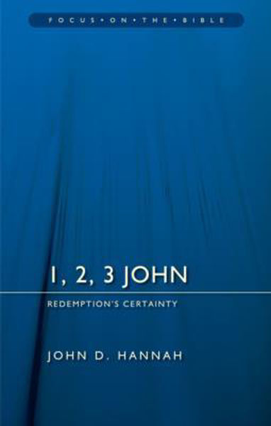 Picture of FOCUS ON THE BIBLE/1,2,3 JOHN