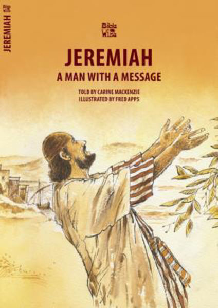 Picture of BIBLE WISE/JEREMIAH