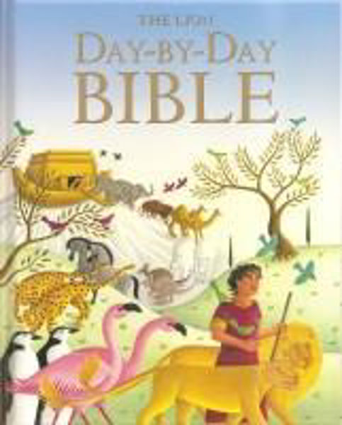 Picture of THE LION DAY BY DAY BIBLE