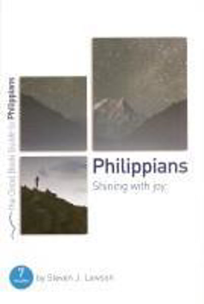 Picture of GOOD BOOK GUIDE/PHILIPPIANS Shining with joy