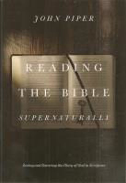 Picture of READING THE BIBLE SUPERNATURALLY