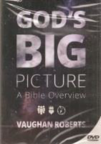 Picture of GOD'S BIG PICTURE DVD