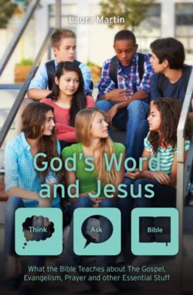 Picture of GOD'S WORD AND JESUS