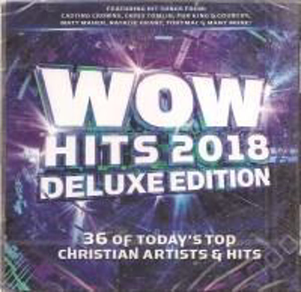Picture of WOW HITS 2018 deluxe adition