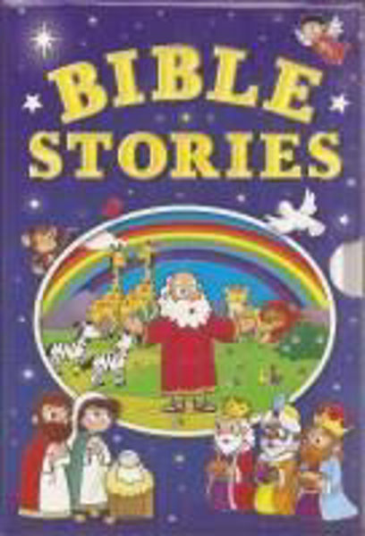 Picture of BIBLE STORIES Slip Case 4 Books