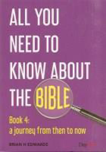 Picture of ALL YOU NEED TO KNOW ABOUT THE BIBLE/#4 Book 4