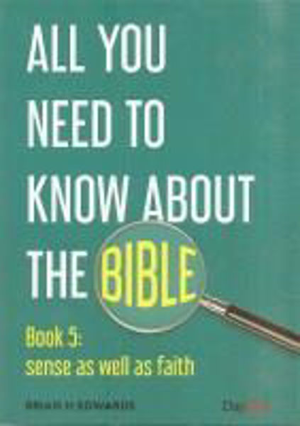 Picture of ALL YOU NEED TO KNOW ABOUT THE BIBLE/#5 Book 5