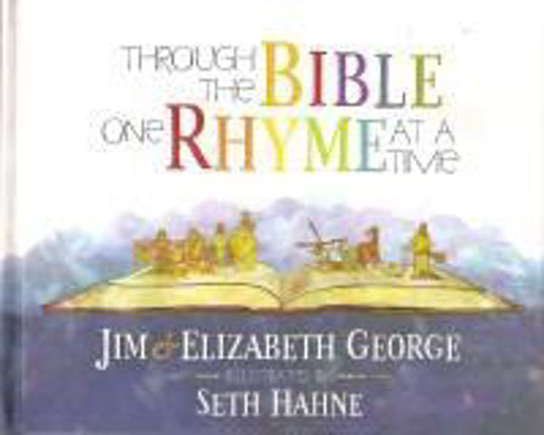 Picture of THROUGH THE BIBLE ONE RHYME AT A TIME
