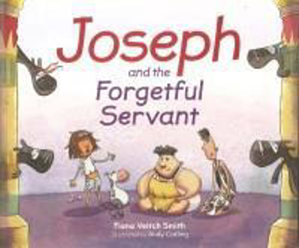 Picture of JOSEPH #4 and the FORGETFUL SERVANT Book 4