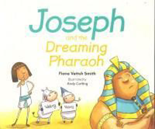 Picture of JOSEPH #5 and the DREAMING PHARAOH Book 5