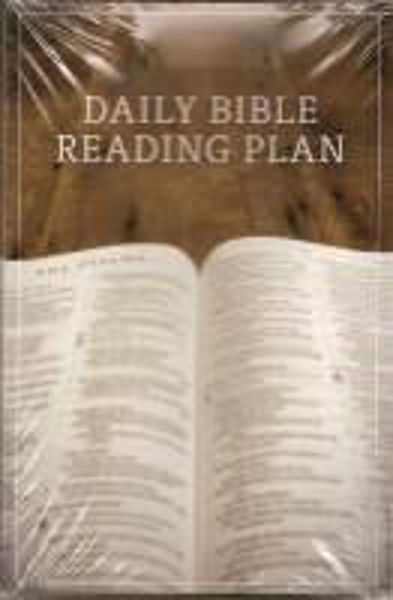 Picture of ESV DAILY READING PLAN 25 tracts