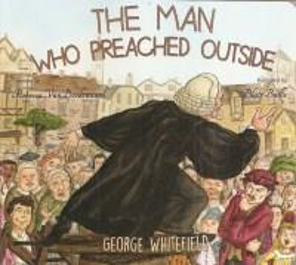 Picture of THE MAN WHO PREACHED OUTSIDE