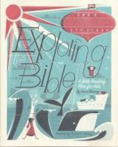 Picture of EXPLORING THE BIBLE Bible reading plan for Kids