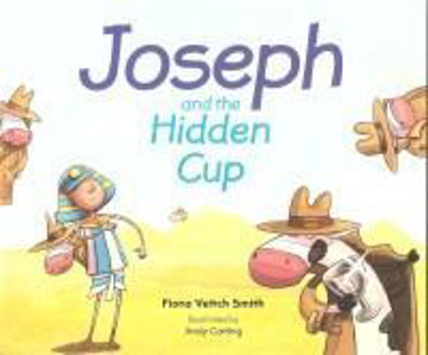 Picture of JOSEPH #7 and the HIDDEN CUP Book 7