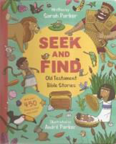 Picture of SEEK AND FIND Old Testament stories