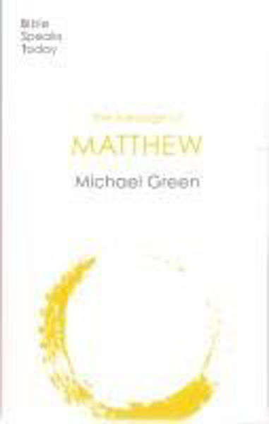 Picture of New BST The Message of MATTHEW