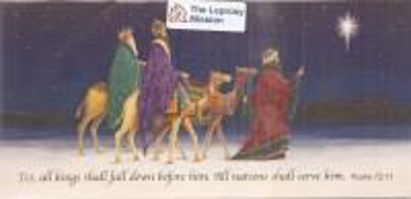 Picture of 2020 TLM 10 Chrismas cards The Magi