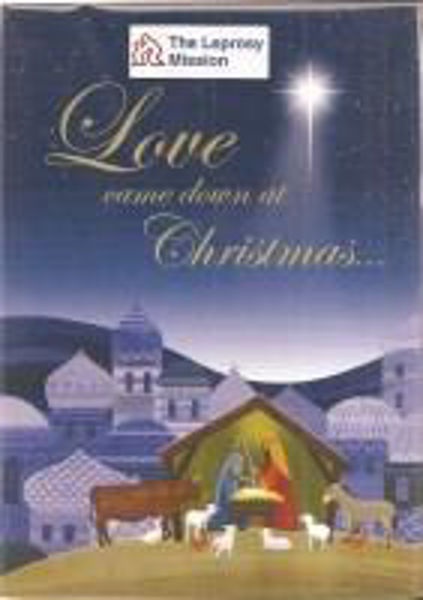 Picture of 2021 TLM 10 CARDS Love came down at Christmas