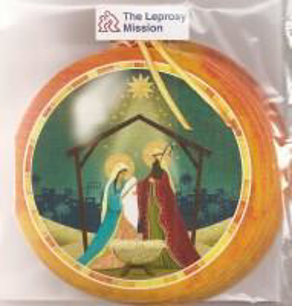 Picture of 2020 TLM 10 Christmas cards Bauble