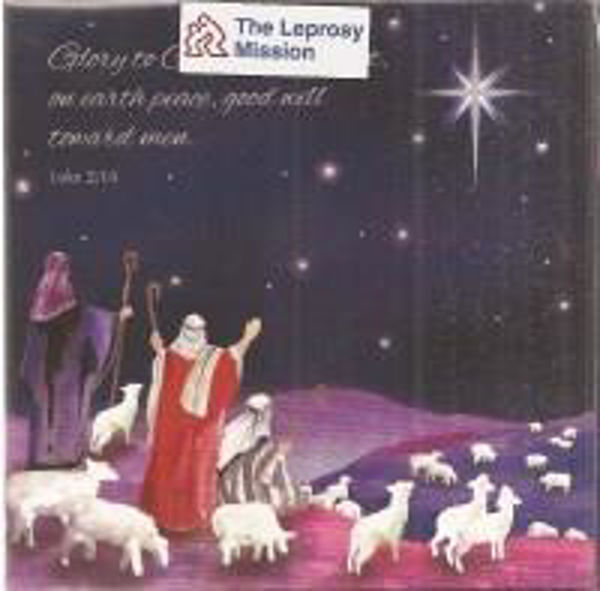 Picture of 2020 TLM 10 Christmas cards Message on