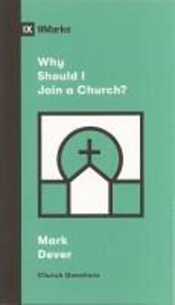 Picture of 9Marks QUESTIONS Why should I join a Church?