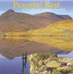 Picture of 2021 CALENDAR Peaceful Rest