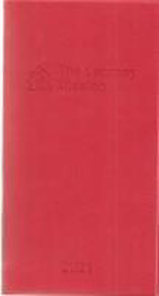Picture of 2022 DIARY TLM DIARY Red