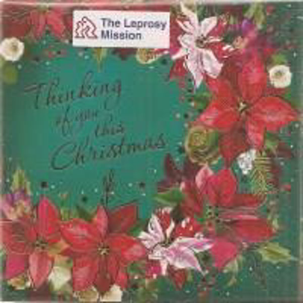 Picture of 2020 TLM 10 Christmas cards Thinking of you this Christmas