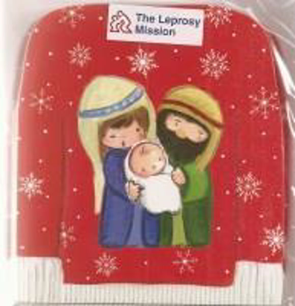 Picture of 2020 TLM 10 Christmas cards Knitivity