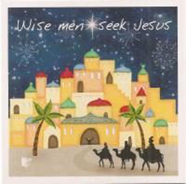 Picture of 2020 10 GOSPEL CARDS/WISE MEN SEEK JESUS