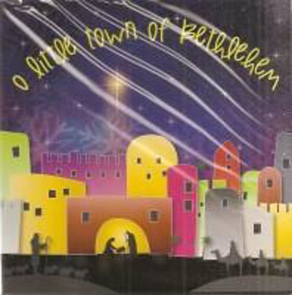 Picture of 2020 JUST CARDS 10/O little town of Bethlehem