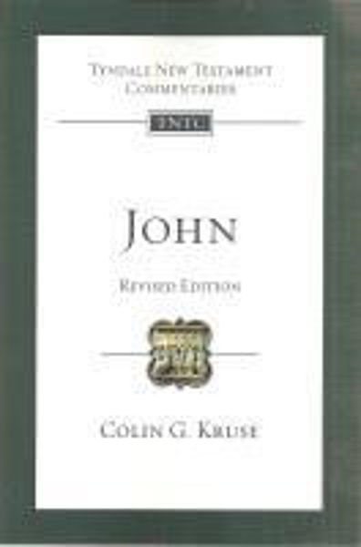 Picture of TYNDALE TNTC/#04 JOHN revised edition
