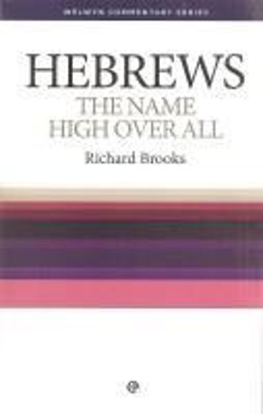 Picture of WELWYN/HEBREWS the name high over all