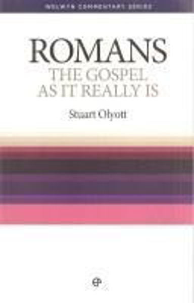 Picture of WELWYN COM/ROMANS The gospel as it really is