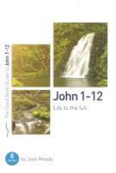 Picture of GOOD BOOK GUIDE/JOHN 1-12