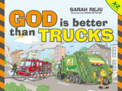 Picture of GOD IS BETTER THAN TRUCKS
