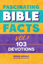 Picture of AMAZING BIBLE FACTS Vol 1 103 Devotions